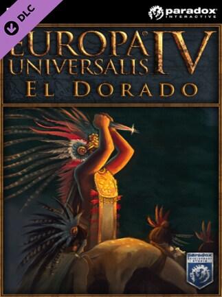 Europa Universalis IV: El Dorado Key Steam GLOBAL - G2A COM