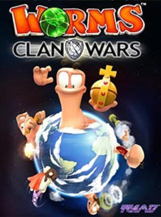 Worms Clan Wars Steam Key GLOBAL - box