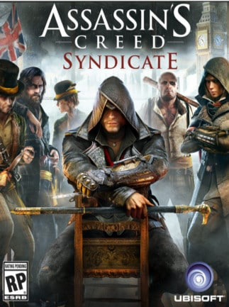 Assassin's Creed Syndicate Uplay Key GLOBAL - box