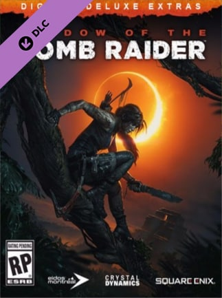 Shadow of the Tomb Raider - Deluxe Extras Steam Key RU/CIS
