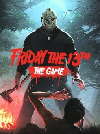 Friday the 13th: The Game Steam Key GLOBAL - box