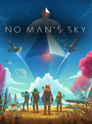 No Man's Sky vs Frontiers