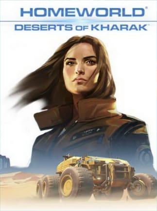 Homeworld: Deserts of Kharak Steam Key GLOBAL - box