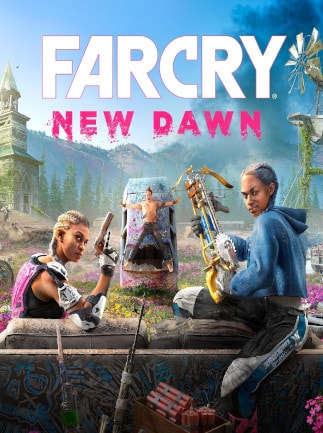Far Cry New Dawn Deluxe Edition Steam Pc Buy Steam Game Gift