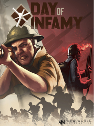 Day of Infamy Steam Key GLOBAL - box
