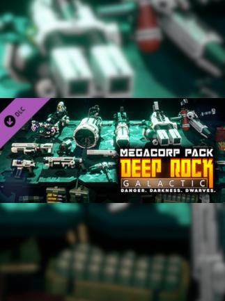 Deep Rock Galactic - MegaCorp Pack (PC) - Steam Gift - EUROPE