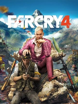 Far Cry 4 Steam Key GLOBAL - box