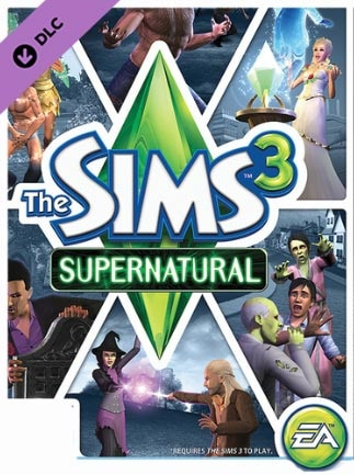 The Sims 3: Supernatural Steam Gift GLOBAL