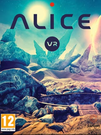 ALICE VR Steam Key GLOBAL - caja