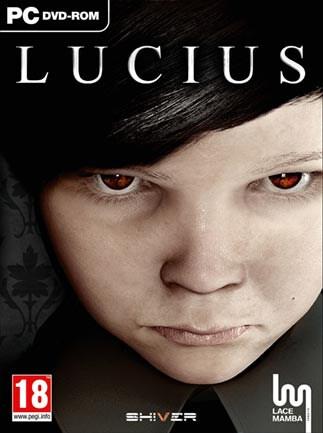 Lucius Steam Key GLOBAL - box