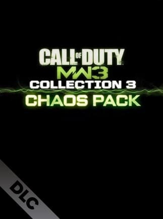 Call of Duty: Modern Warfare 3 - DLC Collection 3: Chaos