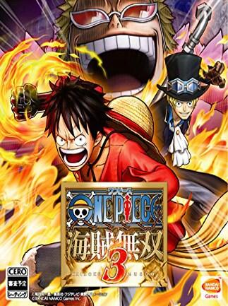 One Piece Pirate Warriors 3 Story Pack Steam Key RU/CIS