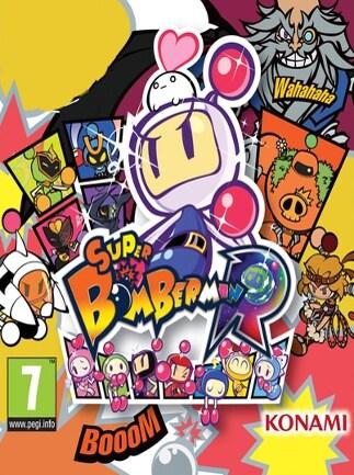 Super Bomberman R Steam Key GLOBAL