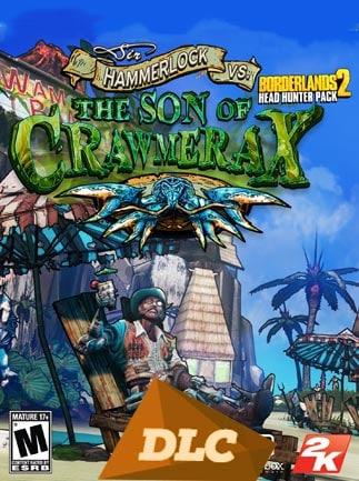 Borderlands 2 - Headhunter 5: Son of Crawmerax Steam Key GLOBAL - G2A COM