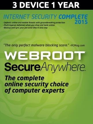 Webroot secureanywhere key | Webroot SecureAnywhere Antivirus 2017