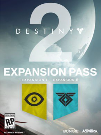 Destiny 2 - Expansion Pass Blizzard Key EUROPE - box