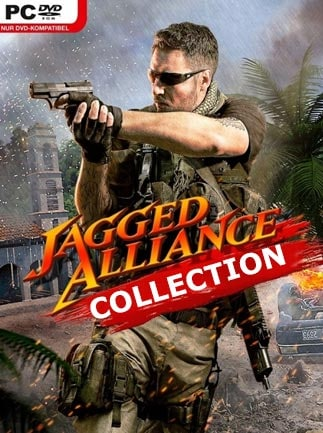 Jagged Alliance Collector's Bundle Steam Key GLOBAL - gameplay - 14