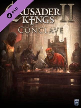 Crusader Kings II - Conclave Steam Key GLOBAL - G2A COM
