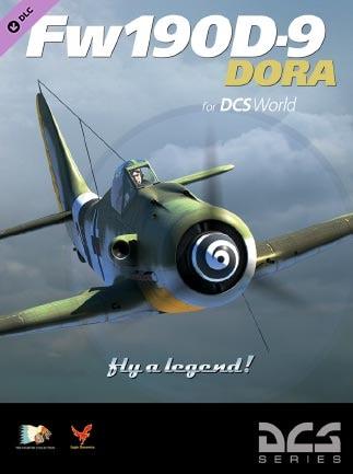 DCS: Fw 190 D-9 Dora Key GLOBAL - caja