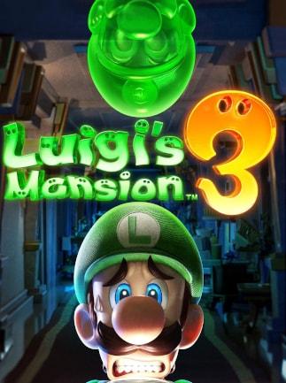 Luigi S Mansion 3 Nintendo Switch Key Europe G2a Com