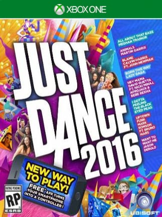 Just Dance 2016 XBOX LIVE Key XBOX ONE UNITED STATES - G2A COM