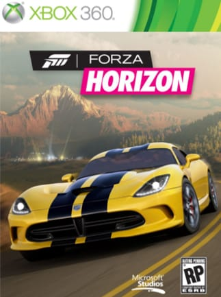 Forza Horizon XBOX LIVE Key GLOBAL - box