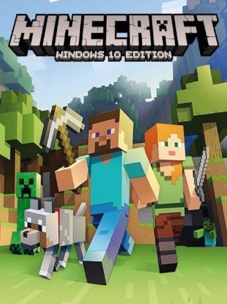 Minecraft: Windows 10 Edition Microsoft (PC) - Buy Game CD-Key