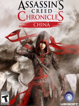 Assassin's Creed Chronicles: China Uplay Key GLOBAL - box