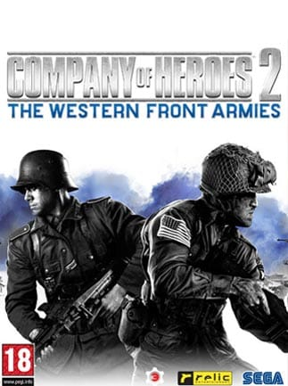 Company of Heroes 2 - The Western Front Armies Key Steam GLOBAL - screenshot - 2