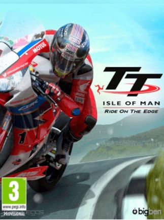 TT Isle of Man Steam Key GLOBAL - box