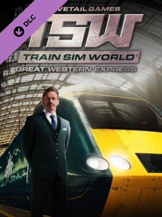 Train Sim World: Great Western Express DLC Steam Key GLOBAL