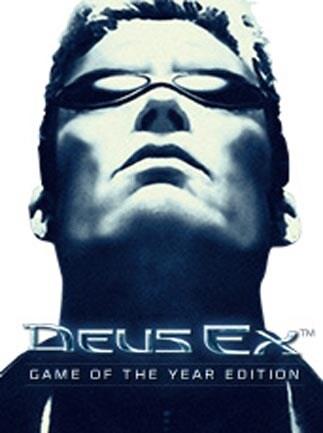 Deus Ex: GOTY Steam Key GLOBAL