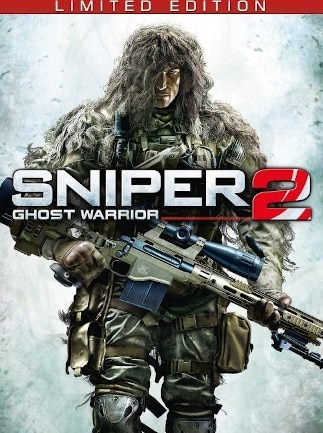 Sniper Ghost Warrior 2 Limited Edition Steam Key GLOBAL