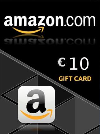 Amazon Gift Card 10 EUR Amazon FRANCE - screenshot - 2