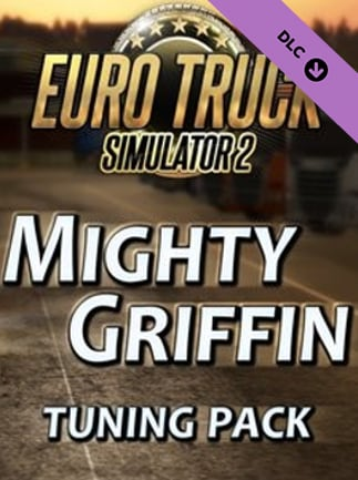 Euro Truck Simulator 2 - Mighty Griffin Tuning Pack Steam Key GLOBAL