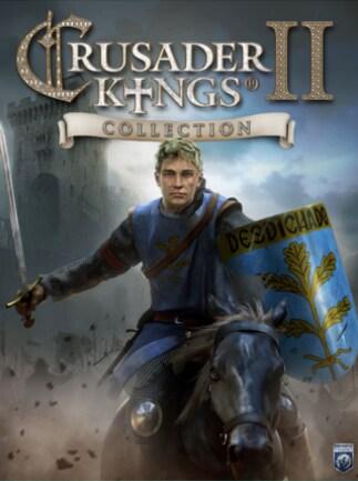 Crusader Kings II Collection (+43 DLC)