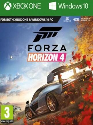 Forza Horizon 4 Xbox One Pc Xbox Live Game Key