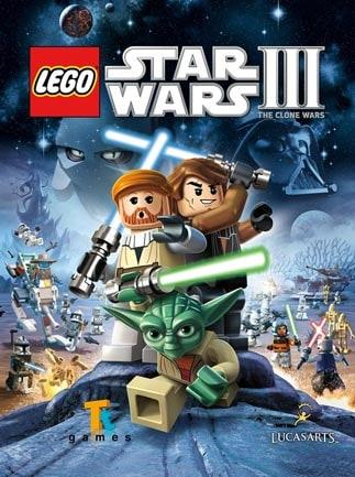 LEGO Star Wars III: The Clone Wars (PC) - Steam Key - EUROPE