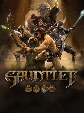 Gauntlet Slayer Edition Steam Key GLOBAL - okładka
