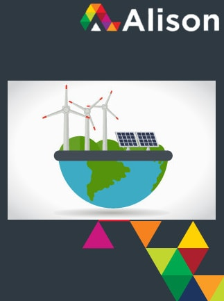 Wind Energy - From Wind Turbines to Grid Integration Alison Course GLOBAL - Digital Certificate - box