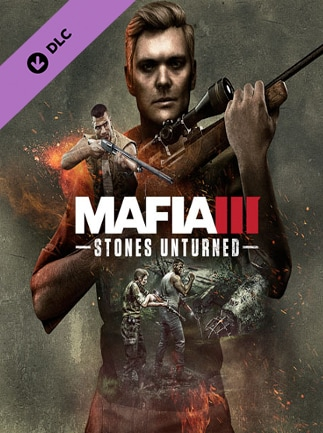 Mafia III: Stones Unturned PC Steam Key GLOBAL