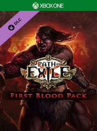 Path of Exile First Blood Bundle XBOX LIVE Key XBOX ONE EUROPE