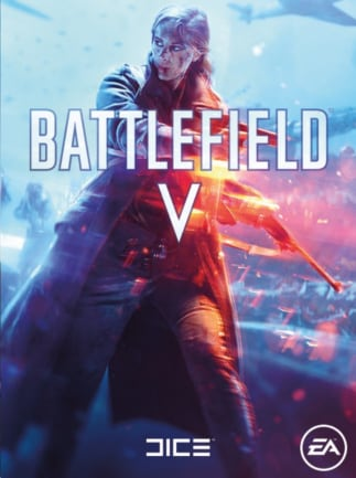 Battlefield V Origin Key GLOBAL - box