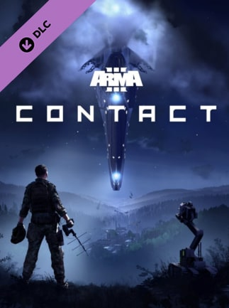 Arma 3 Contact Steam Gift GLOBAL