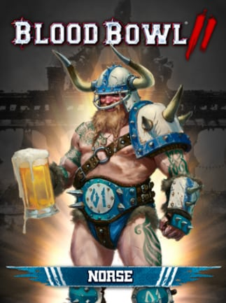 Blood Bowl 2 - Norse Steam Key GLOBAL