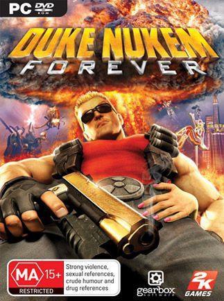 Duke Nukem Forever Steam Key GLOBAL - box