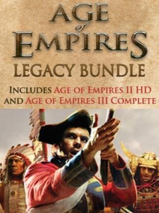 Age of Empires Legacy Bundle Steam Key GLOBAL - G2A COM