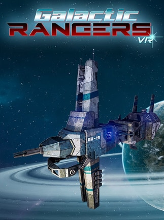Galactic Rangers VR - Steam - Key GLOBAL