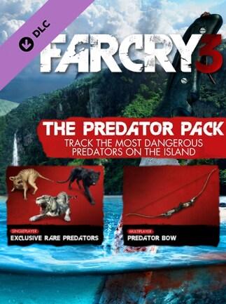 Far Cry 3: Predator Pack PC Uplay Key GLOBAL