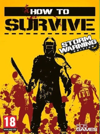 How to Survive - Storm Warning Edition Steam Gift GLOBAL